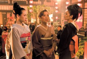 les 3 plus grandes geishas