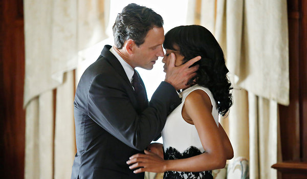 Olivia et le président