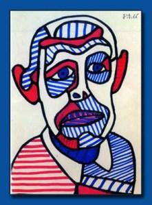 Jean-Dubuffet-Autoportrait