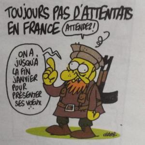 Visionnaire, Charb ?