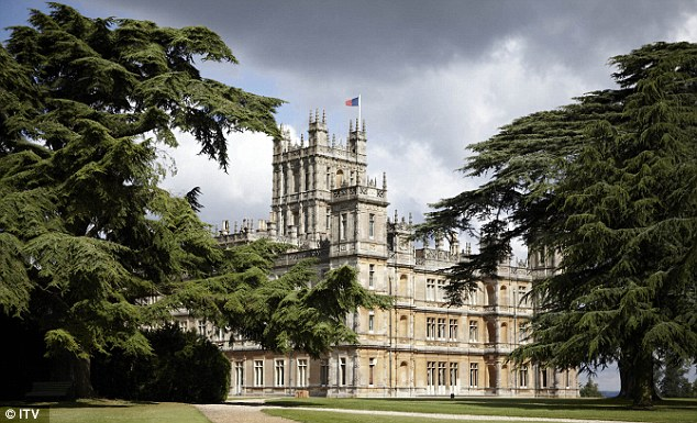 DA hIGHCLERE cASTLE