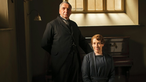 Downton Abbey S5 downstairs