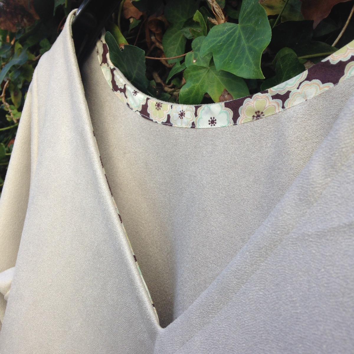 Couture robe swing de la maison victor for Modele maison victor